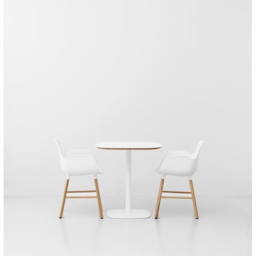 Form Dining Cafe Table by NORMANN COPENHAGEN