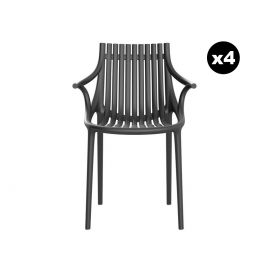 Ibiza chair with arms basic