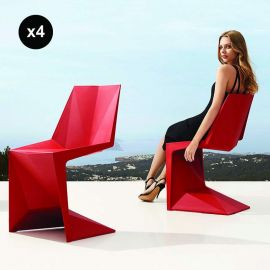 Voxel Chairs